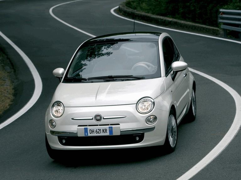 2007 Fiat 500 219768
