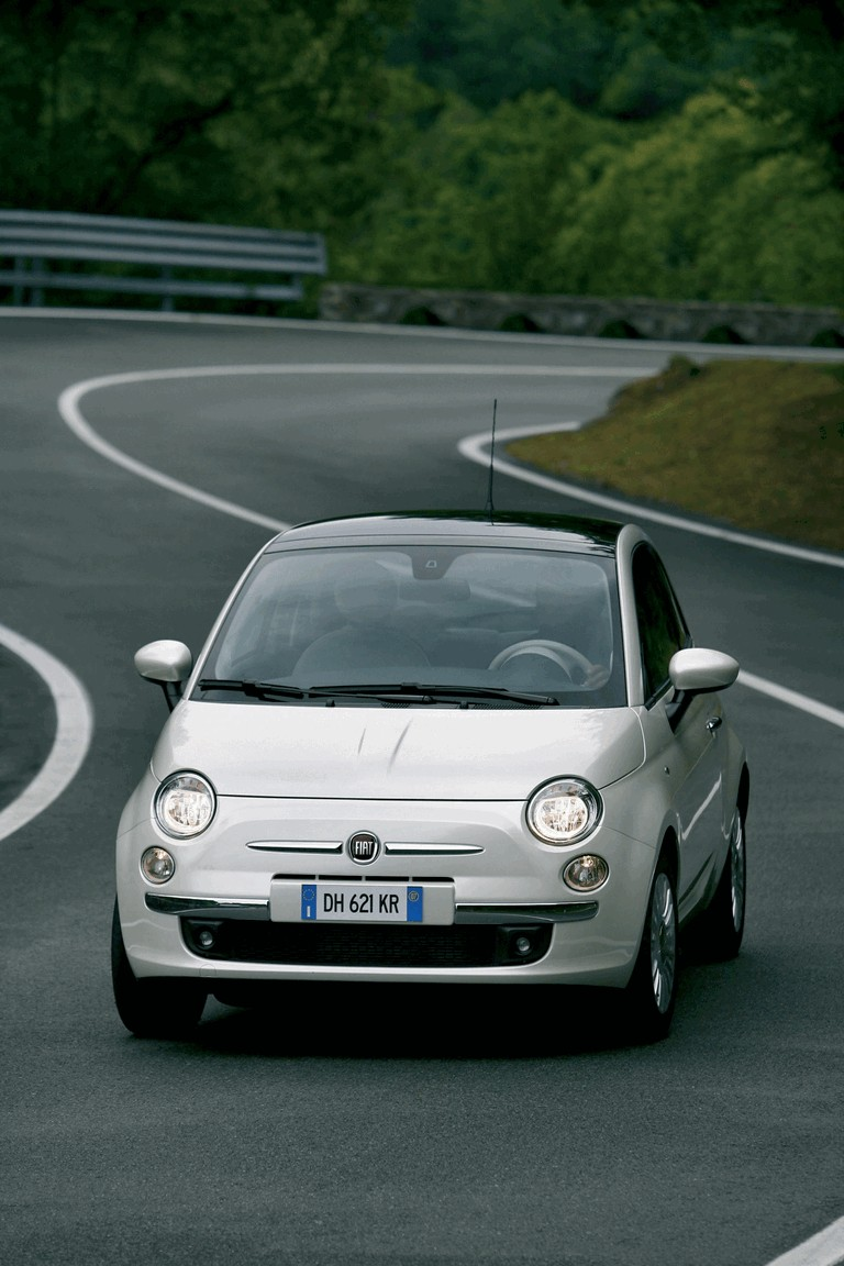2007 Fiat 500 219770