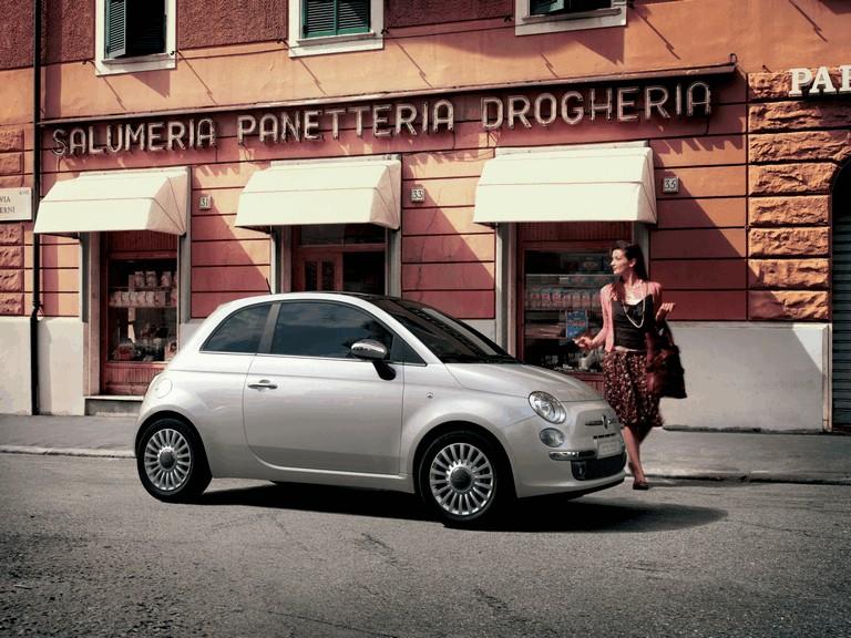 2007 Fiat 500 219774