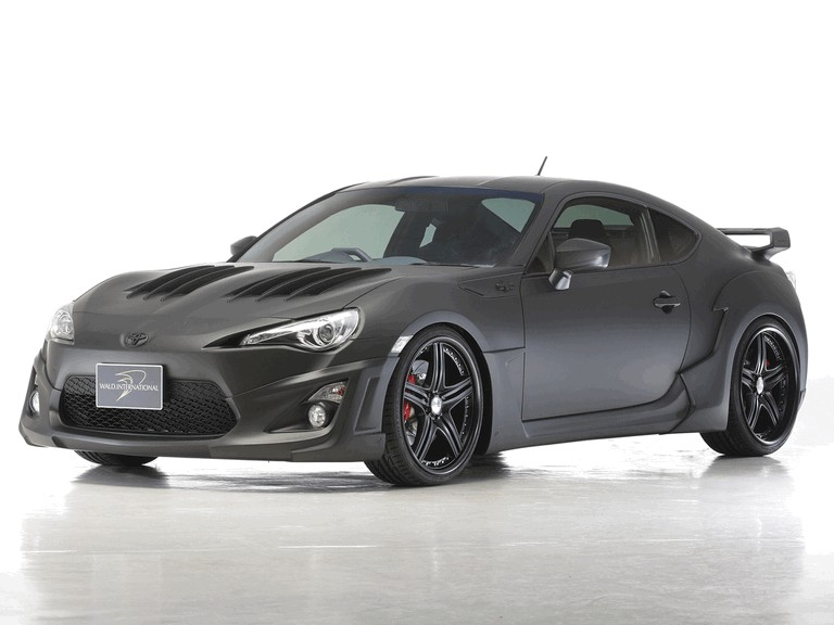 2013 Toyota GT86 Sports Line by Wald 396281
