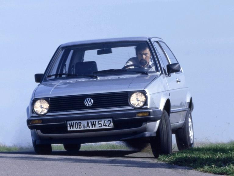 1983 Volkswagen Golf ( II ) 3-door 396721