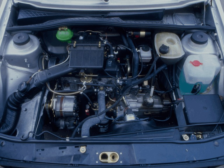 1983 Volkswagen Golf ( II ) 3-door 396724