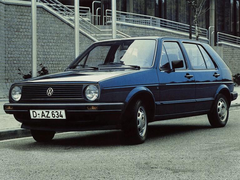 1983 Volkswagen Golf ( II ) 5-door 396725