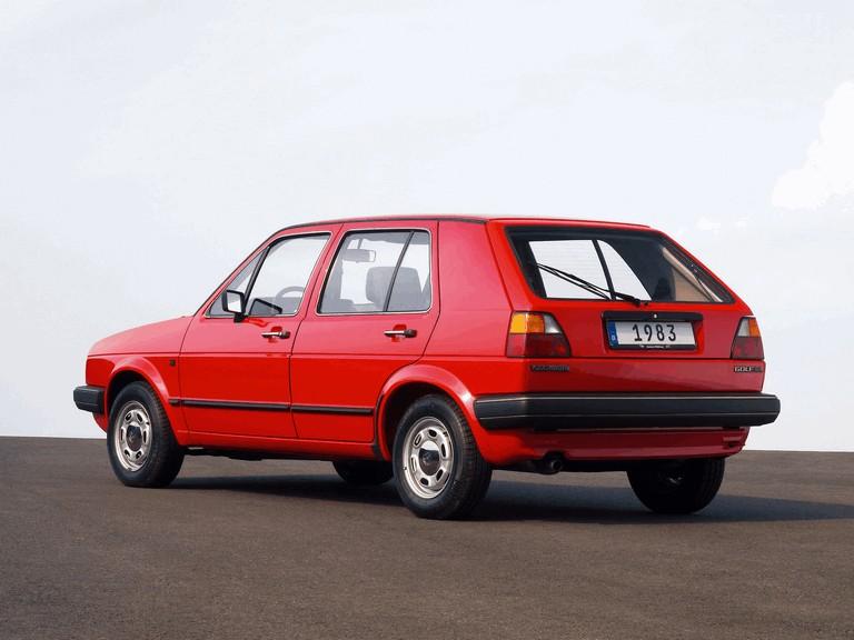 1983 Volkswagen Golf ( II ) 5-door 396729