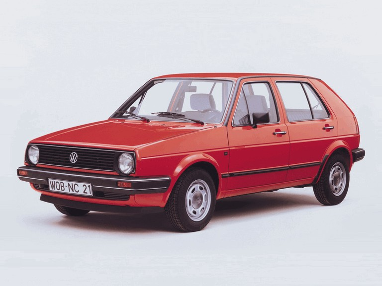 1983 Volkswagen Golf ( II ) 5-door 396731