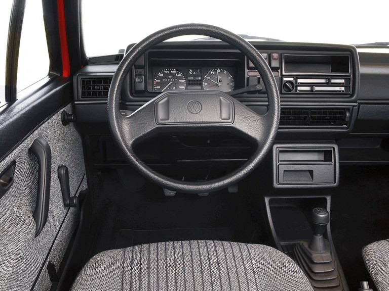 1983 Volkswagen Golf ( II ) 5-door 396733