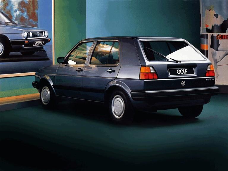 1987 Volkswagen Golf ( II ) 5-door 396739