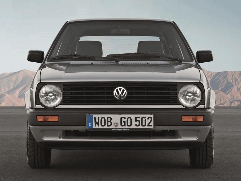 1987 Volkswagen Golf ( II ) 5-door 396740