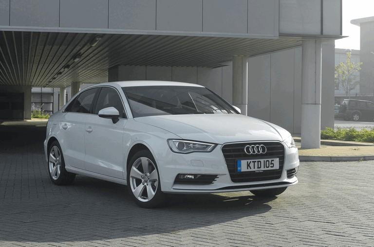 2013 Audi A3 saloon sport - UK version 396750