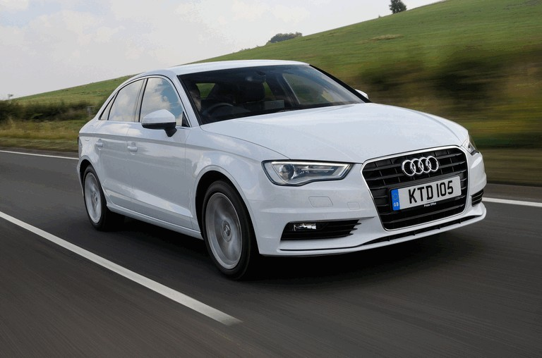 2013 Audi A3 saloon sport - UK version 396759