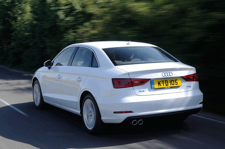 2013 Audi A3 saloon sport - UK version 396765