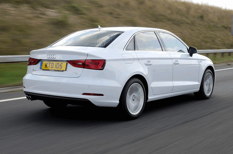 2013 Audi A3 saloon sport - UK version 396769