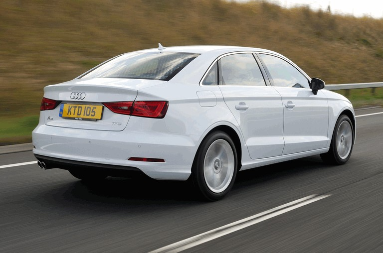 2013 Audi A3 saloon sport - UK version 396770