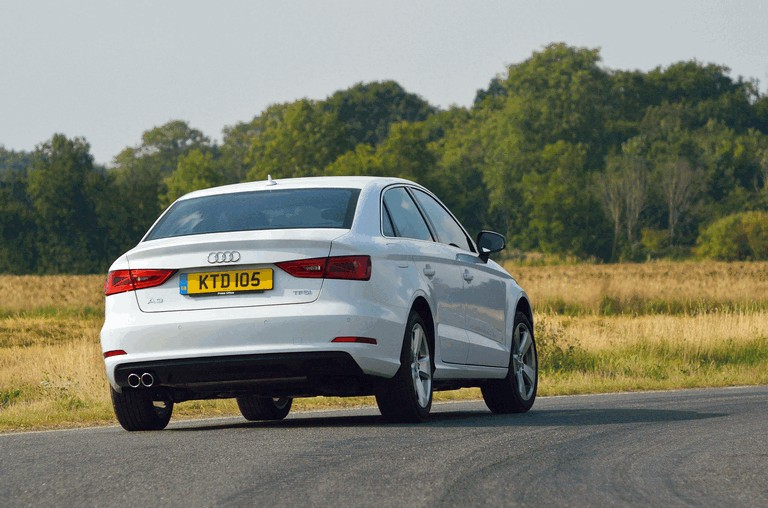 2013 Audi A3 saloon sport - UK version 396777