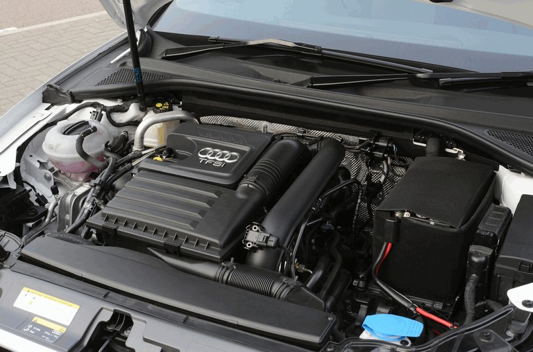 2013 Audi A3 saloon sport - UK version 396789
