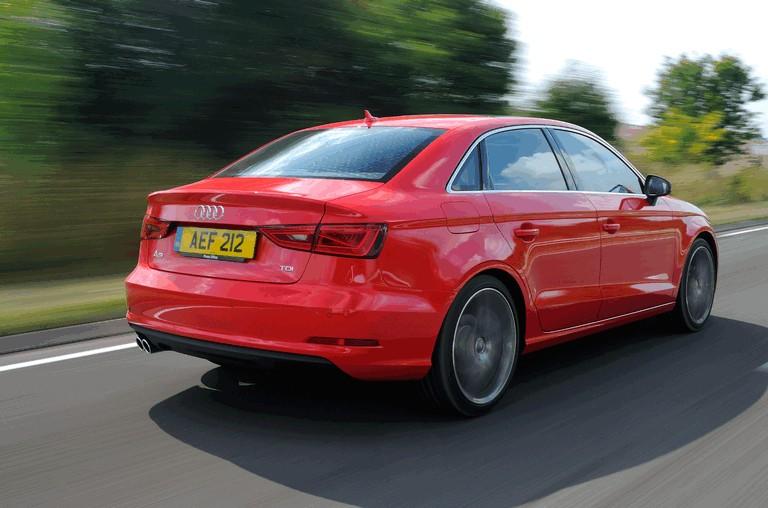 2013 Audi A3 saloon sport - UK version 396809