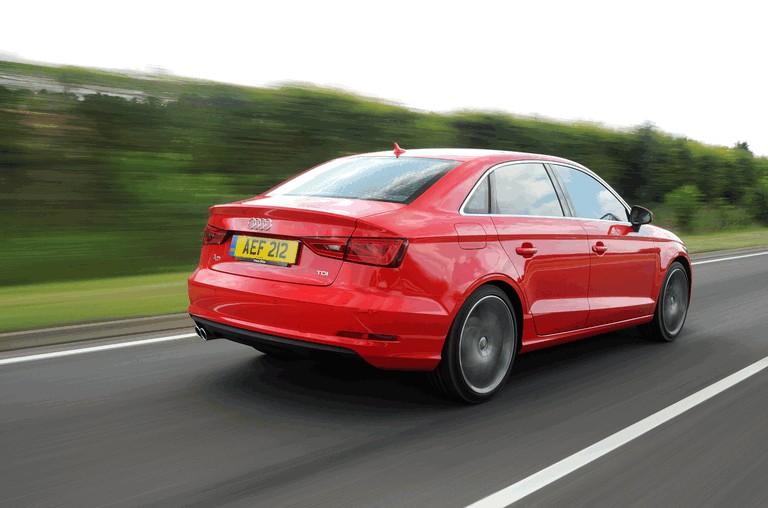 2013 Audi A3 saloon sport - UK version 396811