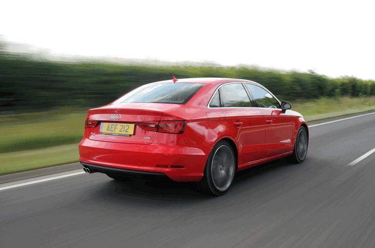 2013 Audi A3 saloon sport - UK version 396814