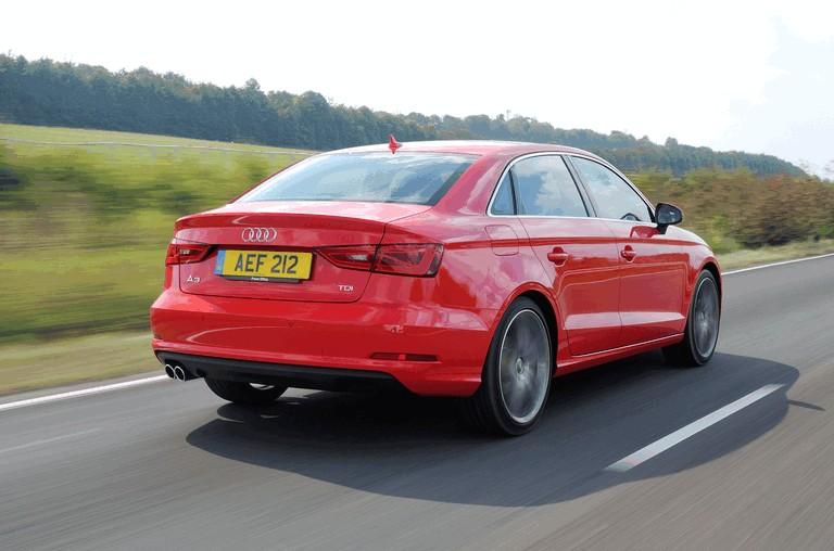 2013 Audi A3 saloon sport - UK version 396816