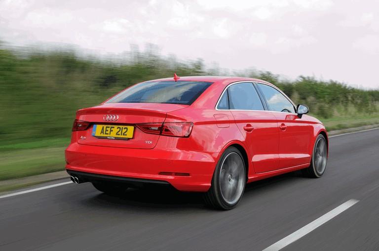 2013 Audi A3 saloon sport - UK version 396819