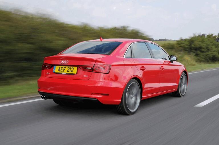 2013 Audi A3 saloon sport - UK version 396820