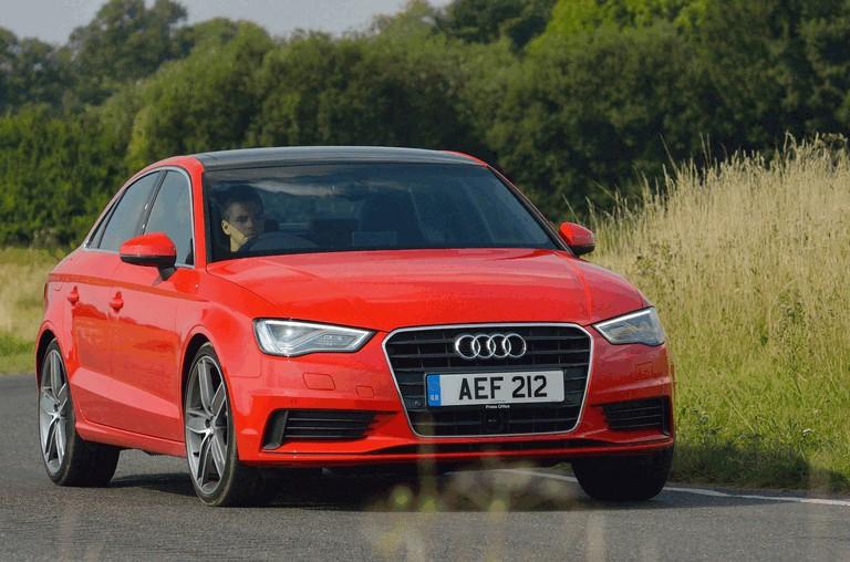 2013 Audi A3 saloon sport - UK version 396821