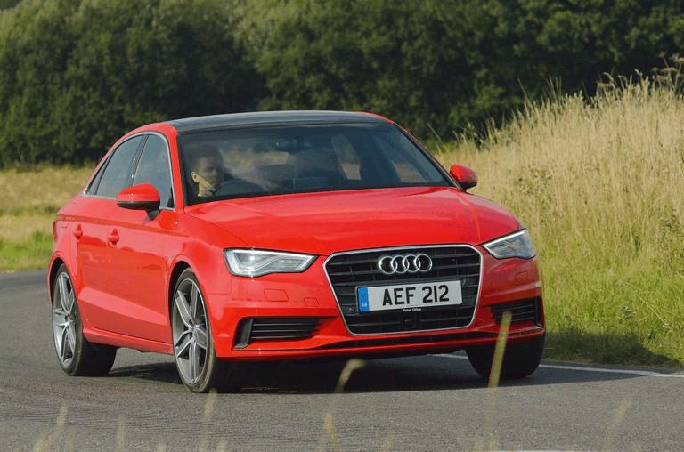 2013 Audi A3 saloon sport - UK version 396822