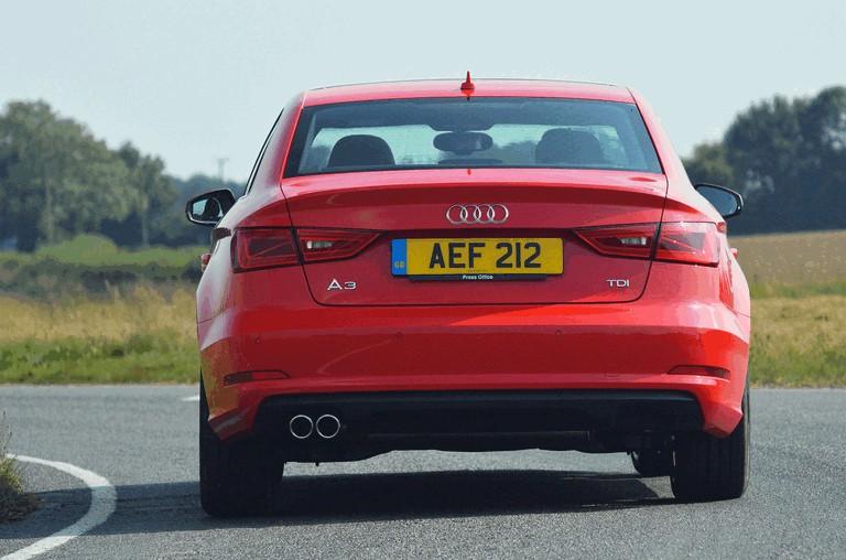 2013 Audi A3 saloon sport - UK version 396825