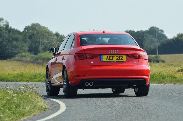 2013 Audi A3 saloon sport - UK version 396826