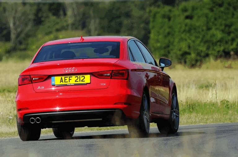 2013 Audi A3 saloon sport - UK version 396828