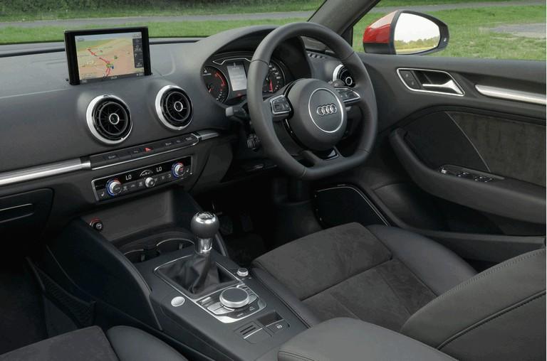 2013 Audi A3 saloon sport - UK version 396835