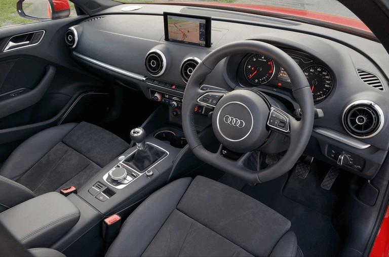 2013 Audi A3 saloon sport - UK version 396836