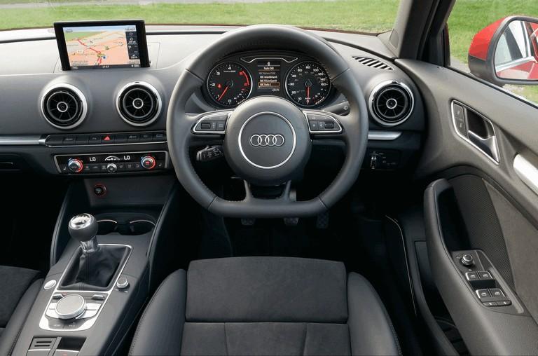 2013 Audi A3 saloon sport - UK version 396837