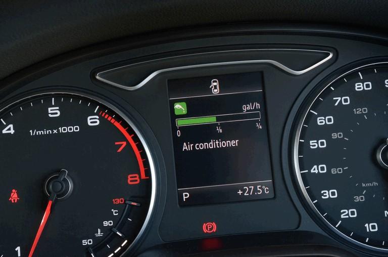 2013 Audi A3 saloon sport - UK version 396840