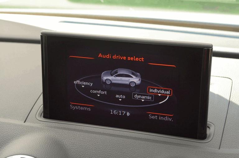 2013 Audi A3 saloon sport - UK version 396846