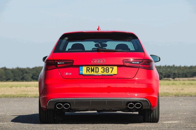 2013 Audi S3 - UK version 396868