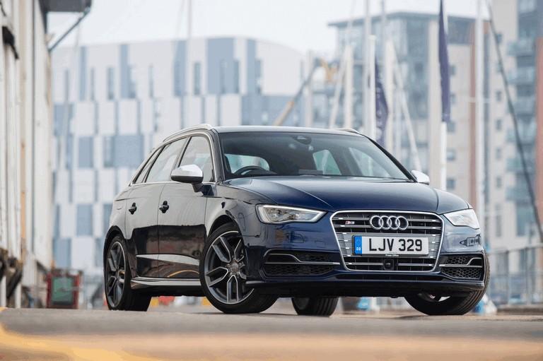 2013 Audi S3 Sportback - UK version 396904