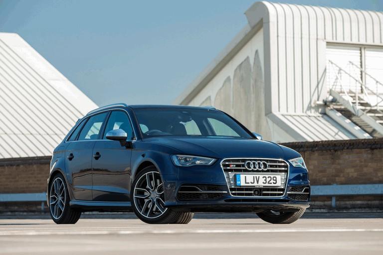2013 Audi S3 Sportback - UK version 396906