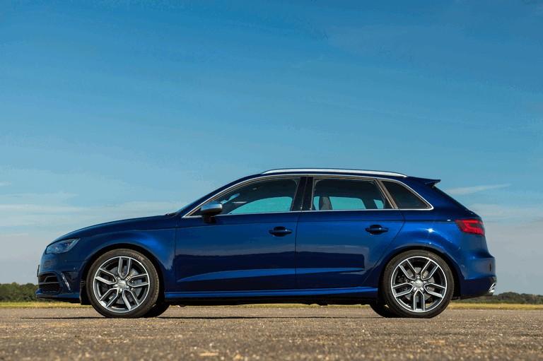 2013 Audi S3 Sportback - UK version 396911