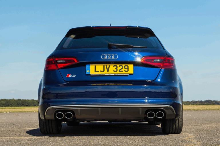2013 Audi S3 Sportback - UK version 396913