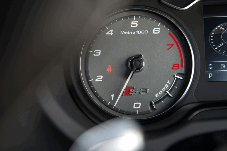 2013 Audi S3 Sportback - UK version 396952