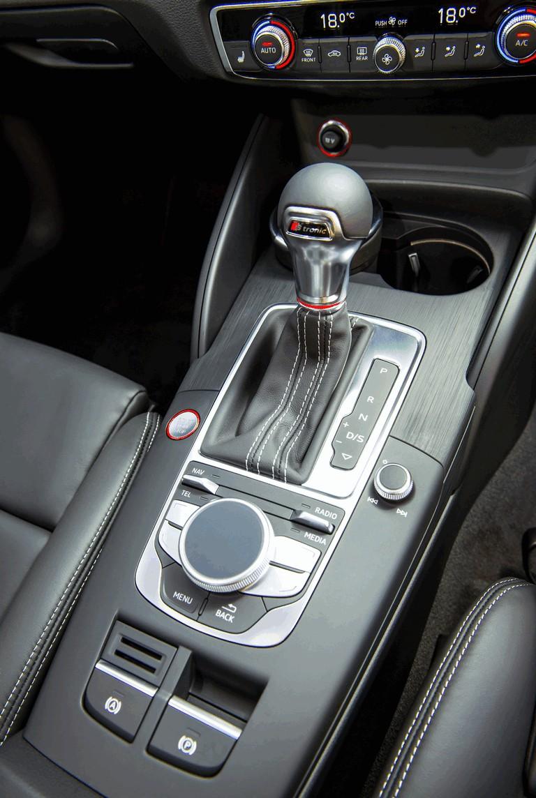 2013 Audi S3 Sportback - UK version 396956