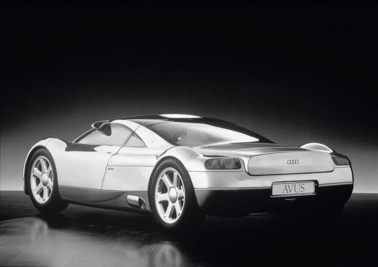 1991 Audi Avus Quattro Concept 526946