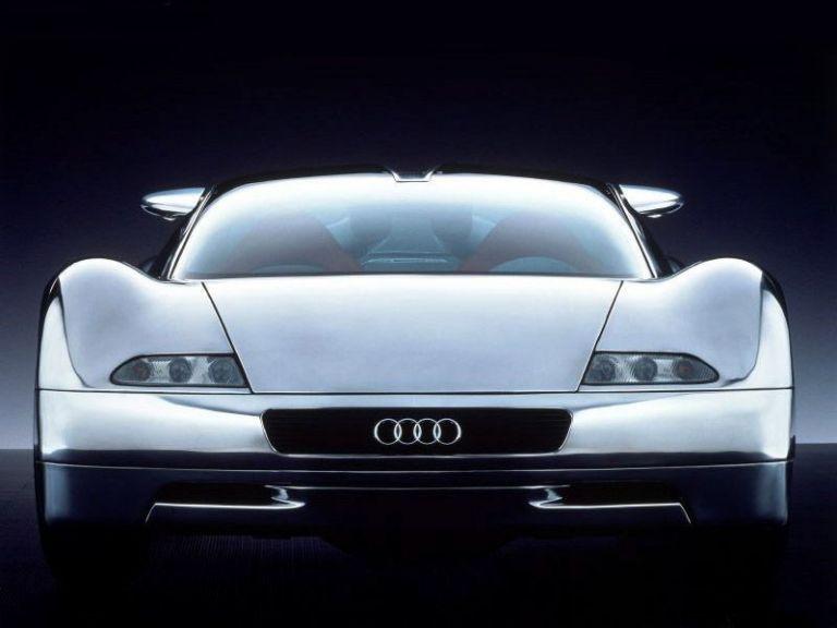 1991 Audi Avus Quattro Concept 526947