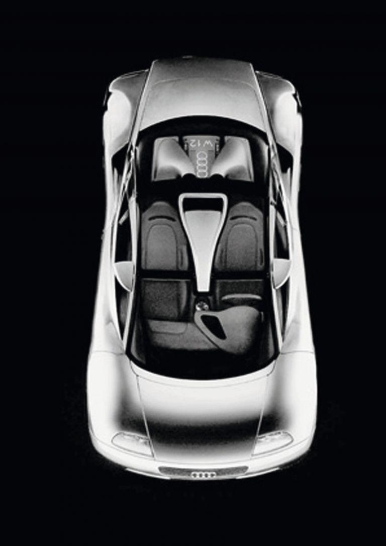 1991 Audi Avus Quattro Concept 526956