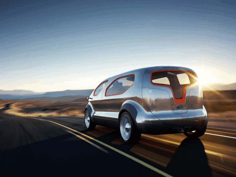 2007 Ford Airstream concept 219956