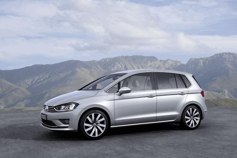 2013 Volkswagen Golf ( VII ) Sportsvan Concept 397810