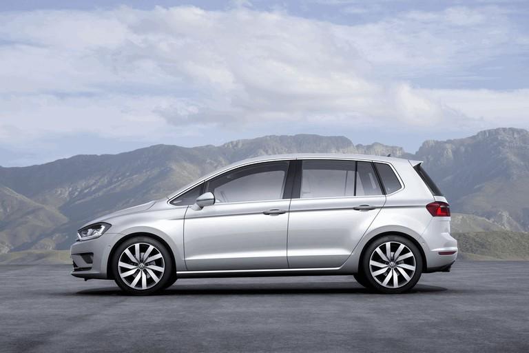 2013 Volkswagen Golf ( VII ) Sportsvan Concept 397811