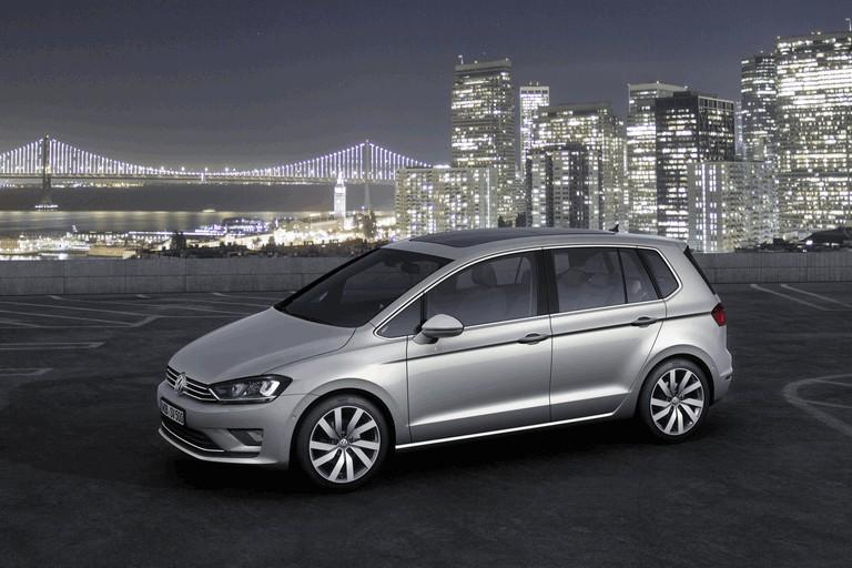 2013 Volkswagen Golf ( VII ) Sportsvan Concept 397813
