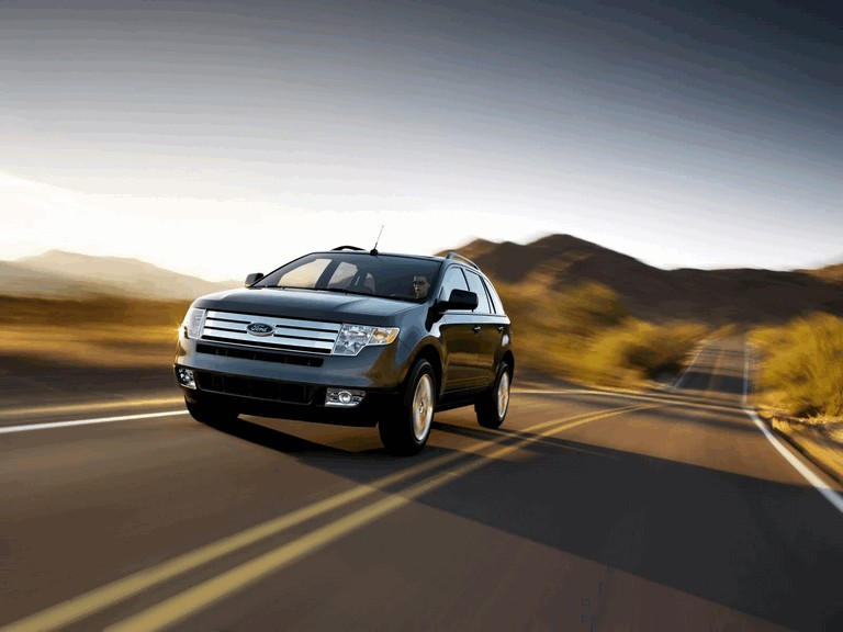 2007 Ford Edge Limited 219999